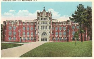 Providence College, Providence, Rhode Island