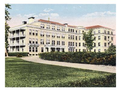 Providence Infirmary Mobile Alabama--Giclee Print