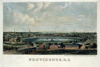 Providence, Rhode Island--Giclee Print