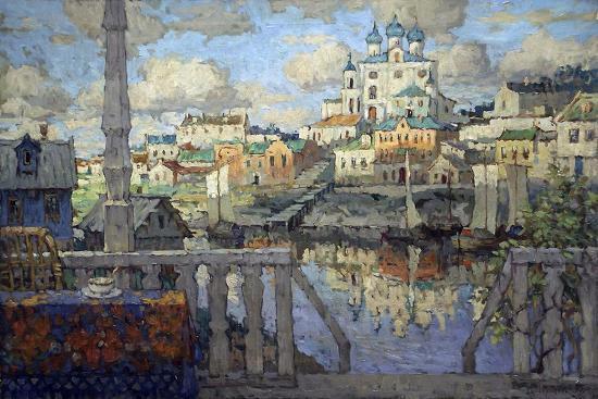 Pskov, 1915-Konstantin Ivanovich Gorbatov-Giclee Print