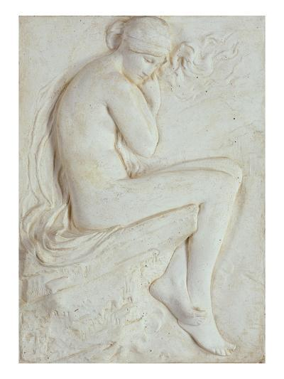 Psyche (Plaster)-Harry Bates-Giclee Print