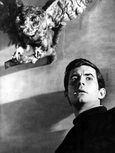 Psycho, Anthony Perkins, 1960--Photo
