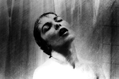 Psycho, Janet Leigh, Shower Scene, 1960--Photo