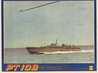 PT 109, 1963--Art Print