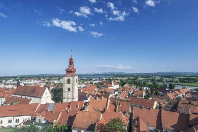 Ptuj Old Town-Rob Tilley-Photographic Print