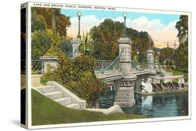 Public Gardens, Boston, Massachusetts
