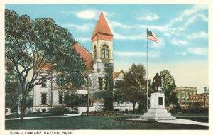 Public Library, Dayton, Ohio
