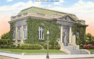 Public Library, Lima, Ohio