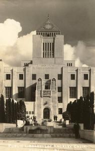 Public Library, Los Angeles, California