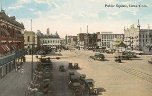 Public Square, Lima, Ohio