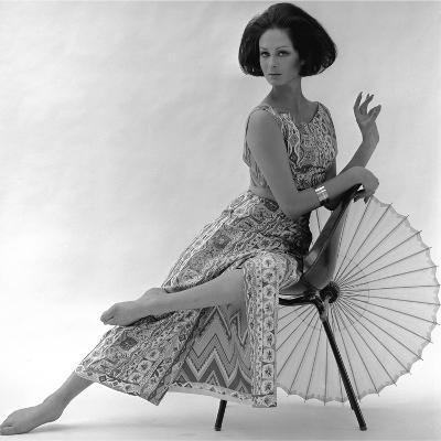 Pucci Dress, 1963-John French-Giclee Print