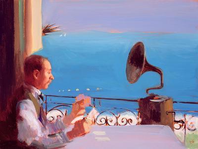 Puccini Blue, 2005-Alan Kingsbury-Giclee Print