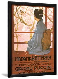 Puccini, Madama Butterfly