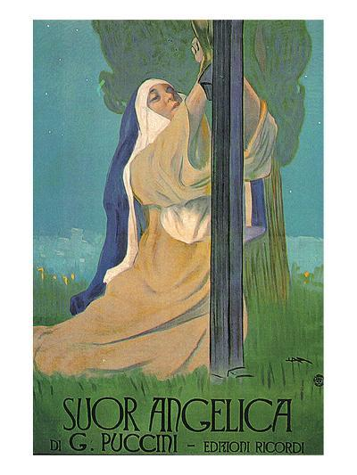 Puccini Opera Suor Angelica--Art Print
