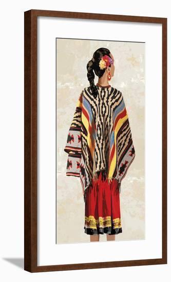 Pueblo I-Mark Chandon-Framed Giclee Print