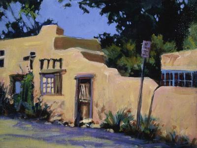 Pueblo in New Mexico-Patti Mollica-Giclee Print