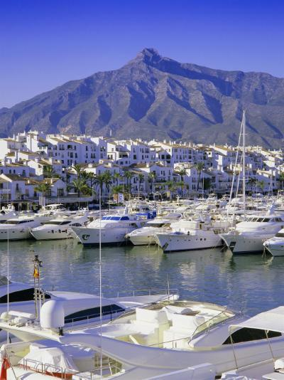 Puerto Banus, Near Marbella, Costa Del Sol, Andalucia (Andalusia), Spain, Europe-Gavin Hellier-Photographic Print