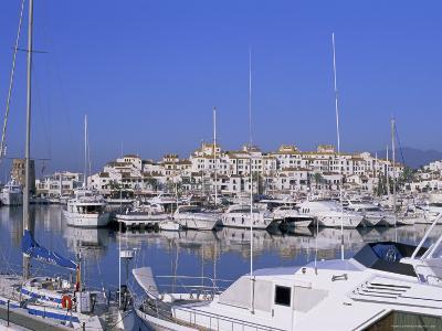 Puerto Banus, Near Marbella, Costa Del Sol, Andalucia (Andalusia), Spain, Europe-Fraser Hall-Photographic Print