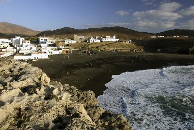 Puerto De La Pena, Ajuy, Fuerteventura, Canary Islands-Peter Thompson-Photographic Print