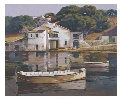 Puerto De Mahon-Poch Romeu-Collectable Print