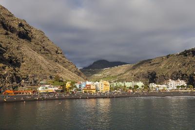 Puerto De Tazacorte, La Palma, Canary Islands, Spain, Europe-Gerhard Wild-Photographic Print