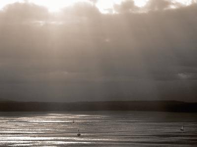 Puget Sound, Washington, USA--Photographic Print