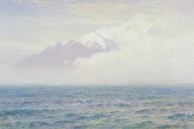 Puget Sound, Washington-William Trost Richards-Giclee Print