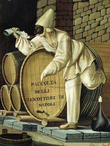 Pulcinella from Traditional Neapolitan Small Business