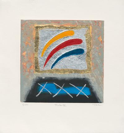 Pulse II, c.2001-Roy Tonkin-Limited Edition