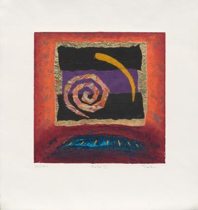 Pulse III, c.2001-Roy Tonkin-Limited Edition