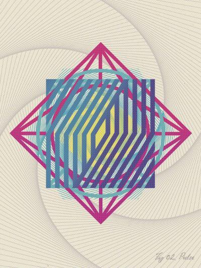 Pulse-Tom Frazier-Giclee Print