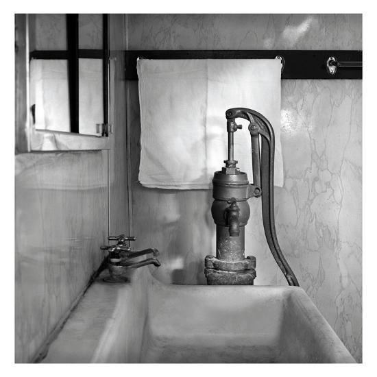 Pump-Stephen Gassman-Giclee Print
