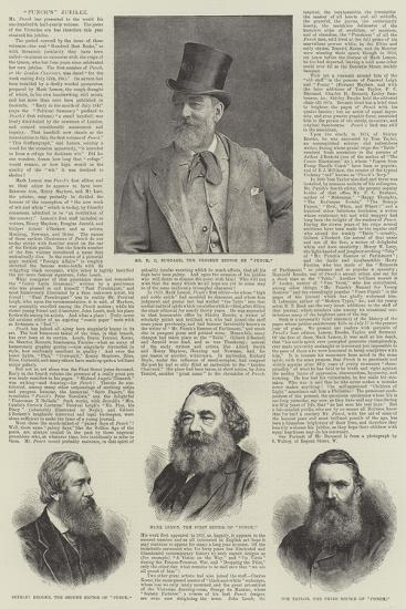 Punch's Jubilee--Giclee Print