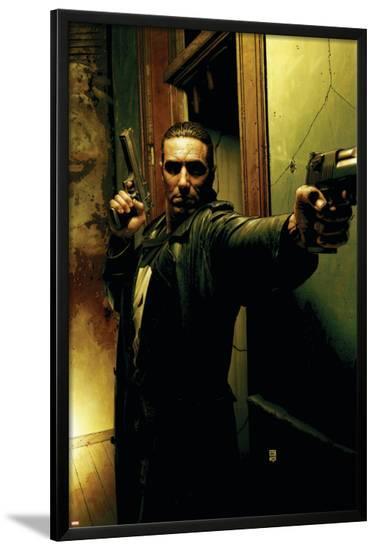 Punisher No.12 Cover: Punisher-Tim Bradstreet-Lamina Framed Poster