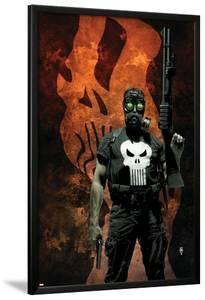 Punisher No.57 Cover: Punisher