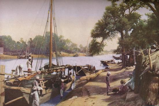 'Punjab', c1930s-Unknown-Giclee Print