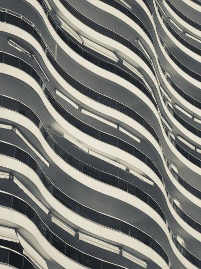 Punta Del Este, Millenium Tower, Condo Tower, Uruguay-Walter Bibikow-Photographic Print