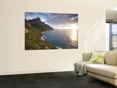 Punta Pedra Longa, Golfo Di Orosei, Sardinia, Italy-Doug Pearson-Wall Mural