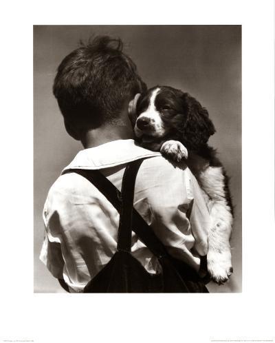 Puppy Love-H^ Armstrong Roberts-Art Print