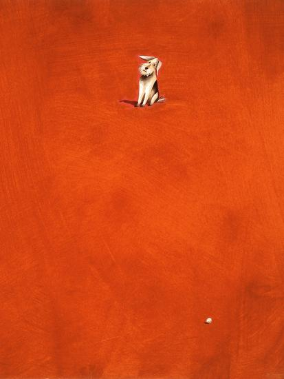 Puppy Love-Mark Ulriksen-Art Print