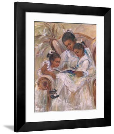 Pure Hearts-Liv Carson-Framed Art Print