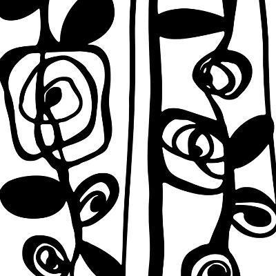 Pure Linear I-Clara Wells-Giclee Print