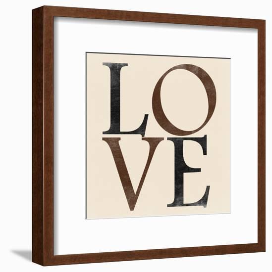 Pure Love-Sheldon Lewis-Framed Art Print
