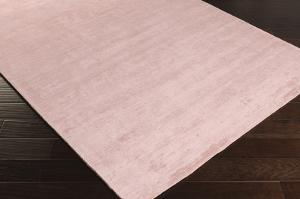 Pure Pink Area Rug - 5' x 8'