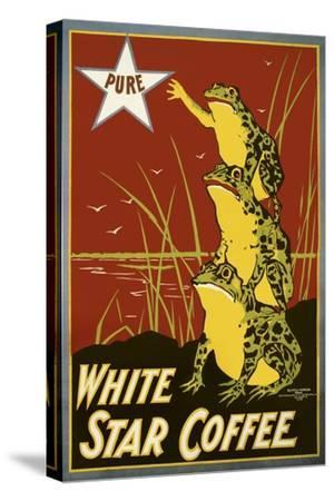 Pure White Star Coffee, Frogs