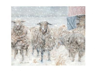 Pure Wool-H?l?ne L?veill?e-Art Print