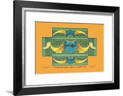 Purogen Toilet Soap--Framed Art Print