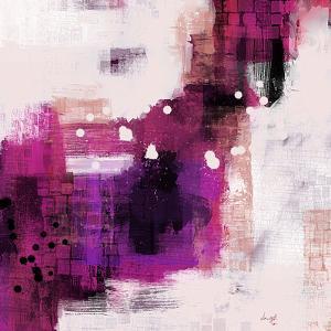 Purple Abstract I