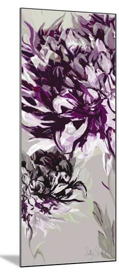 Purple Allure I-Sally Scaffardi-Mounted Print