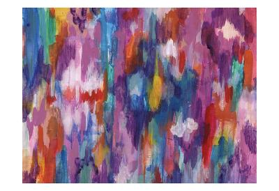 Purple Barrage-Smith Haynes-Art Print